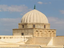 Great Mosque of Kairouan  (Tunisia) Royalty Free Stock Photography