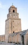 Great Mosque of Kairouan, Tunisia Stock Images
