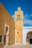 The Great Mosque of Kairouan in Tunisia Stock Photography