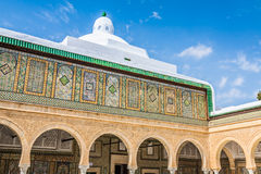 The Great Mosque of Kairouan in Tunisia Royalty Free Stock Images