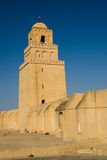 Great Mosque of Kairouan In Tunisia Royalty Free Stock Photos