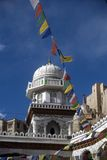 Great Mosque, Leh, Ladakh, India Royalty Free Stock Photos