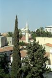 Great mosque, Limassol, Cyprus royalty free stock photos