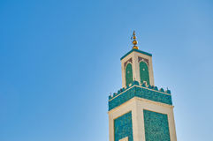 Great mosque of Meknes, Morocco Royalty Free Stock Photo