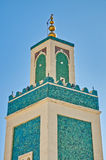 Great mosque of Meknes, Morocco Royalty Free Stock Photos