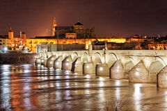 Great mosque or mezquita in Cordoba, Spain Stock Photography