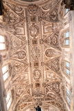 The Great Mosque or Mezquita famous interior in Cordoba, Spain Royalty Free Stock Image