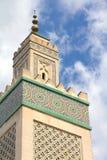 Great Mosque, Paris Stock Images