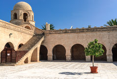Great Mosque in Sousse, Tunisia Stock Images