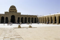 Great Mosque- Tunisia Royalty Free Stock Image