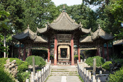 Great Mosque of Xi'an Royalty Free Stock Image