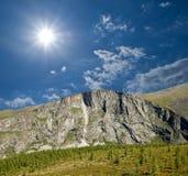 Great mountain Royalty Free Stock Photo
