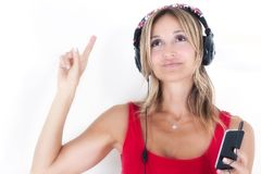 Great music Royalty Free Stock Photography