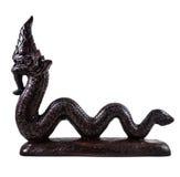 Great Naga. Snake figure sculpture Stock Photos