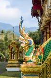 Great Naga statue Royalty Free Stock Photos