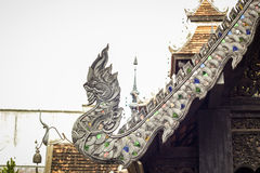Great naga temple roof Royalty Free Stock Photography
