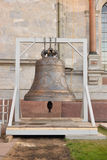 A great new bell near the Saint Isaac's Cathedral Royalty Free Stock Image
