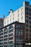 Great New York Facades Stock Images