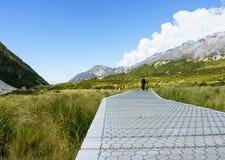 Great New Zealand Walks. Royalty Free Stock Photography