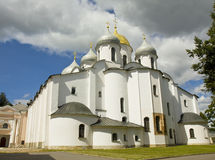 Great Novgorod, Russia, Saint Sophia cathedral Royalty Free Stock Images