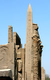 Great obelisk in Luxor Royalty Free Stock Images