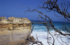 The Great Ocean Road Stock Image
