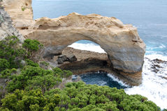 Great Ocean Road - The Arch Royalty Free Stock Images