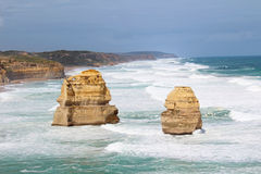 Great Ocean Road, Australia Royalty Free Stock Photos