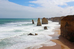 Great Ocean Road, Australia Royalty Free Stock Images