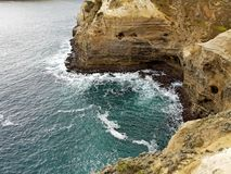 Great ocean road Australia Stock Image