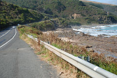 The Great Ocean Road, Australia. The Great Ocean Road, Victoria, Australia Stock Photo