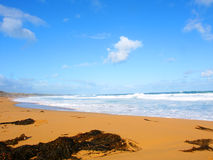 Great Ocean Road Beach Australia Royalty Free Stock Photos