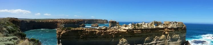 Great Ocean Road Royalty Free Stock Photography