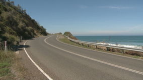 Great Ocean Road stock video