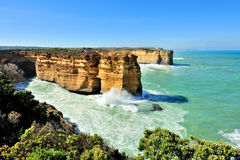 Great Ocean Road - Loch Ard Gorge Stock Photography