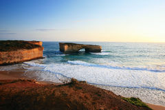 Great Ocean Road London Bridge Royalty Free Stock Photo