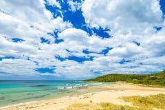 Great Ocean Road, Lorne Queenscliff Coastal Reserve, Victoria, A Stock Images