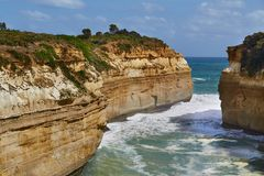 Great Ocean Road, Port Campbell Royalty Free Stock Photos