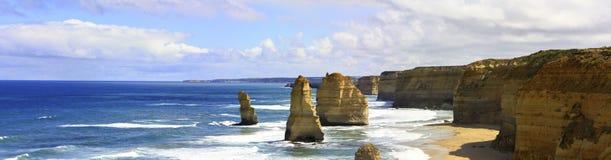 Great Ocean Road, Port Campbell National Park, Victoria, Australia Stock Photos