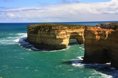Great Ocean Road, Port Campbell National Park, Victoria, Australia Royalty Free Stock Photos