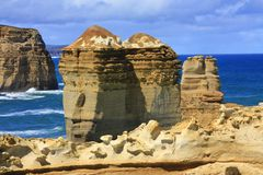 Great Ocean Road, Port Campbell National Park, Victoria, Australia Royalty Free Stock Image