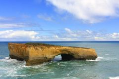 Great Ocean Road, Port Campbell National Park, Victoria, Australia Royalty Free Stock Photo