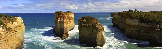 Great Ocean Road, Port Campbell National Park, Victoria, Australia Stock Image