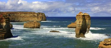 Great Ocean Road, Port Campbell National Park, Victoria, Australia Stock Photo