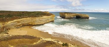 Great Ocean Road, Port Campbell National Park, Victoria, Australia Stock Images