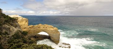 Great Ocean Road, Port Campbell National Park, Victoria, Australia Stock Photos