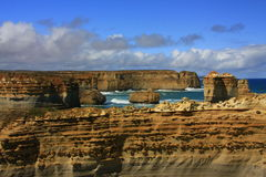 Great Ocean Road, Port Campbell National Park, Victoria, Australia Stock Photography