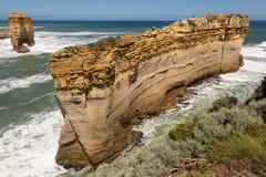 Great Ocean Road - Razorback rock Stock Images