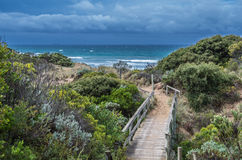 Great Ocean Road 2. Travel along the Great Ocean Road in Victoria Australia Royalty Free Stock Images