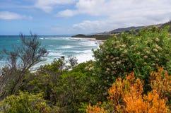 Great Ocean Road 10. Travel along the Great Ocean Road in Victoria Australia Royalty Free Stock Image